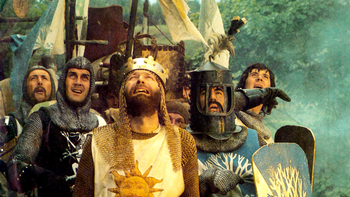 monty python image 1 - Unified Managed Households: The Holy Grail of Wealth Management?