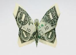 origami butterfly - Financial Planning in 10 Minutes or Less with goalgamiPro