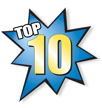 top 10 - Top 10 Most Popular Posts from 2013