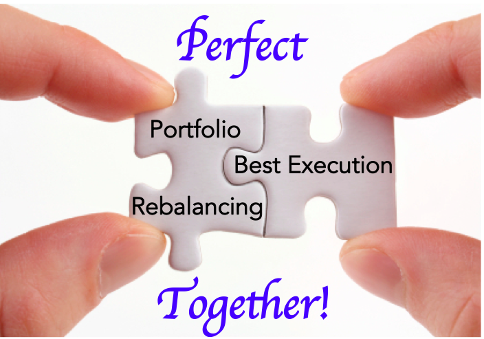 Perfect Together 1 - The Best of Both Worlds: Portfolio Rebalancing + Best Execution = Blaze Portfolio