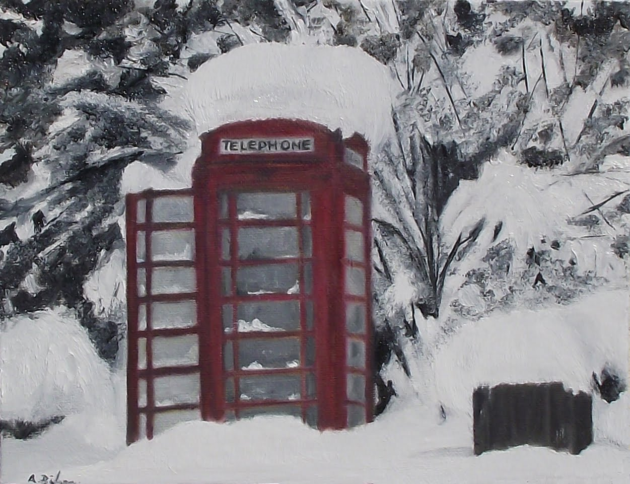 cold call box - How a Cold Call Led to a Deal with Scottrade for ASI's Rebalancing Software