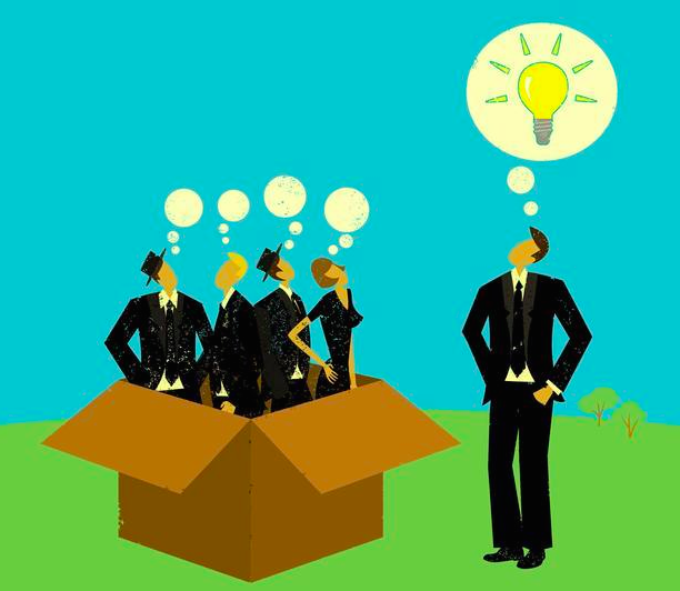 Think Outside the Box - Think Outside the Box: 4 Strategies for Boosting Distribution Market Share