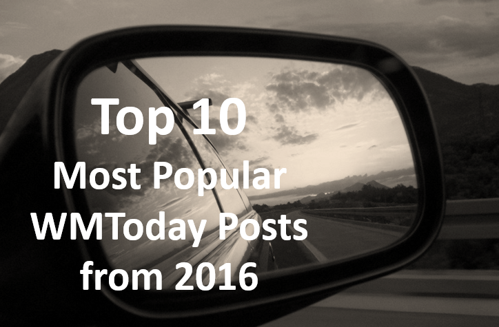 top ten WMToday posts