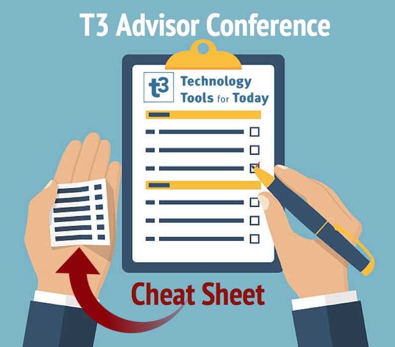 T3 Advisor Conference